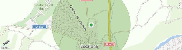 Mapa Escalona