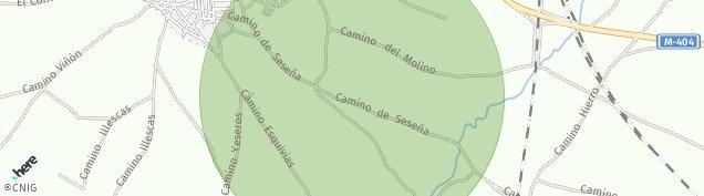 Mapa Torrejón de Velasco