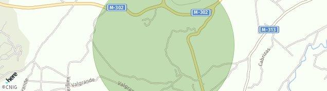 Mapa Morata de Tajuña