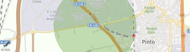 Mapa Pinto