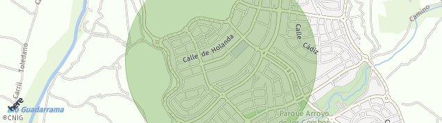 Mapa San Martin