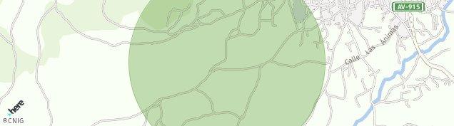 Mapa Fuente de La Salud