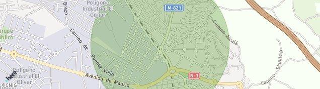 Mapa Emisora Radio Elect Campillo