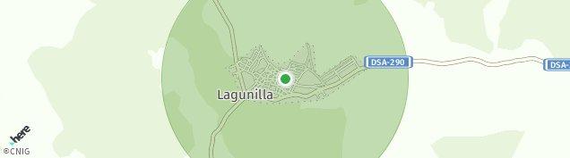 Mapa Lagunilla