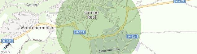 Mapa Campo Real