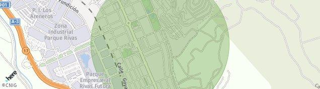 Mapa Colonia Covibar