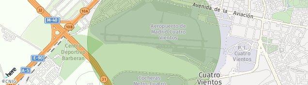 Mapa La Fortuna