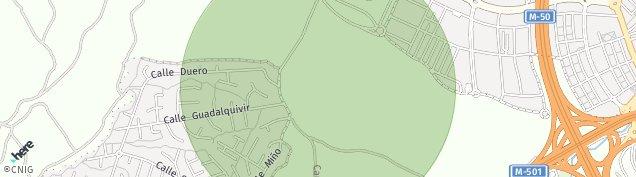 Mapa Residencia Ancianos
