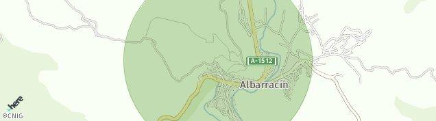 Mapa Royuela