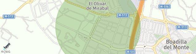 Mapa Club Encinas