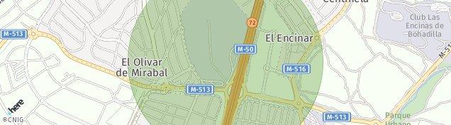 Mapa Las Lomas