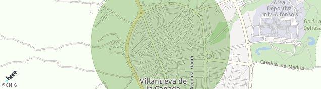 Mapa Cerro del Venero