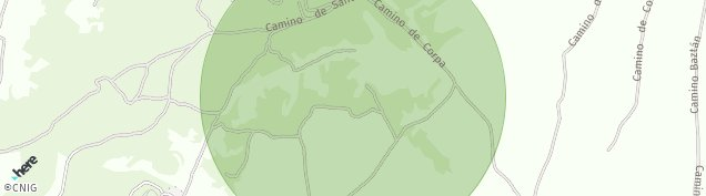 Mapa Anchuelo