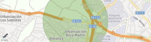 Mapa Bonanza