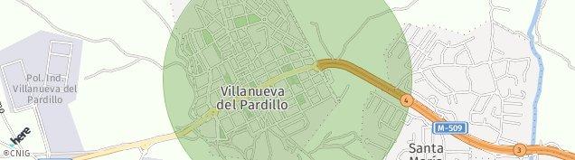 Mapa Urbanizacion Santa Maria