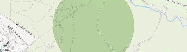 Mapa Las Rozas de Madrid