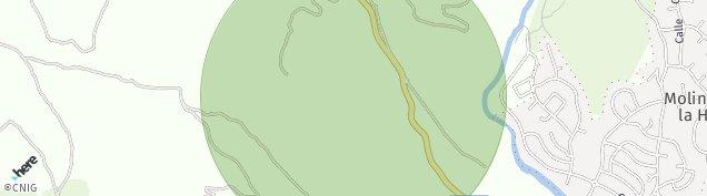 Mapa Los Alamos