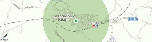 Mapa Colonia Peña Rosal