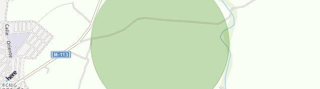 Mapa Daganzo de Arriba