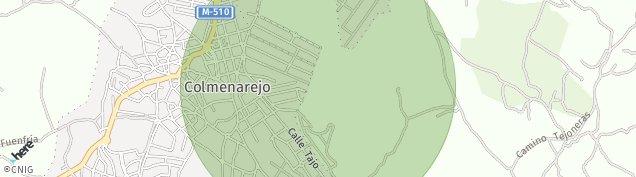 Mapa Colmenarejo