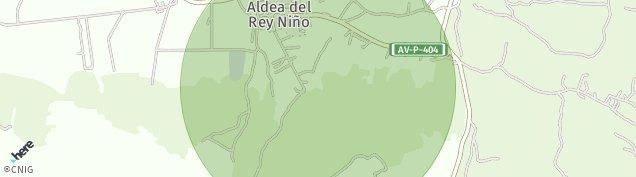 Mapa Aldea del Rey Niño
