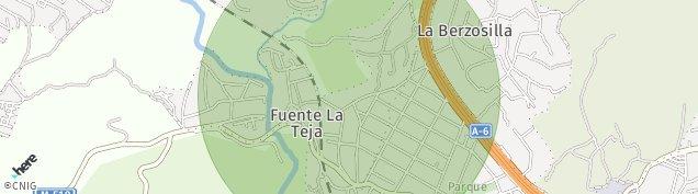 Mapa Urbanizacion Las Minas