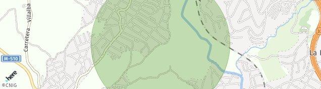 Mapa La Navata