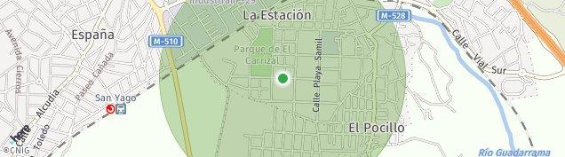 Mapa Collado Villalba