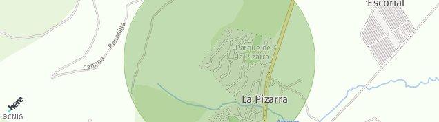 Mapa Urbanizacion Ciudad Bosque de Los Arroyos