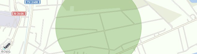 Mapa Sant Carles de La Rapita