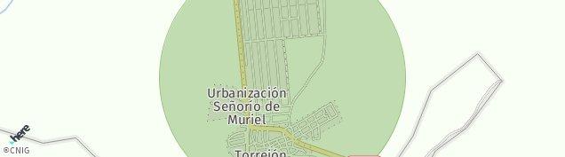 Mapa Torrejón del Rey
