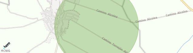 Mapa Ribatejada