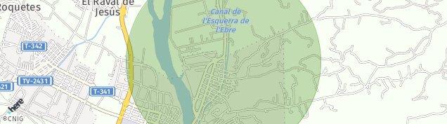 Mapa Carretera Simpatica