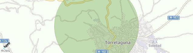 Mapa Torrelaguna