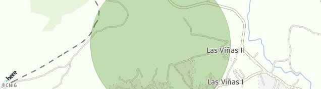 Mapa Navalafuente