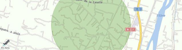 Mapa Jesus