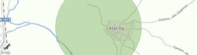 Mapa Alarilla
