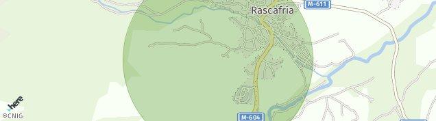 Mapa Rascafría