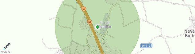 Mapa Lozoyuela