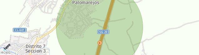 Mapa La Lastrilla