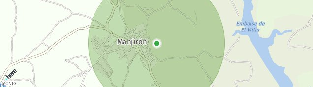 Mapa Mangiron