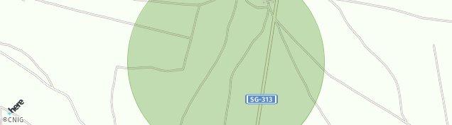 Mapa Garcillán