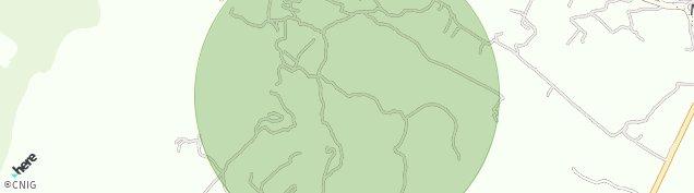 Mapa Urbanitzacio Club Mont-Roig