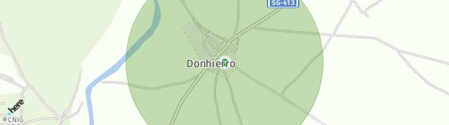 Mapa Donhierro