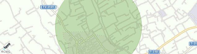 Mapa Riudoms