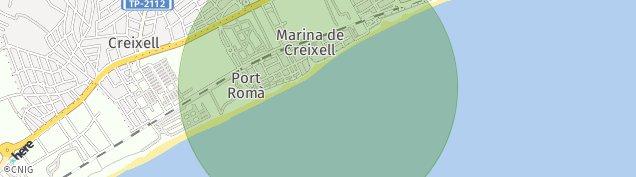 Mapa La Barquera