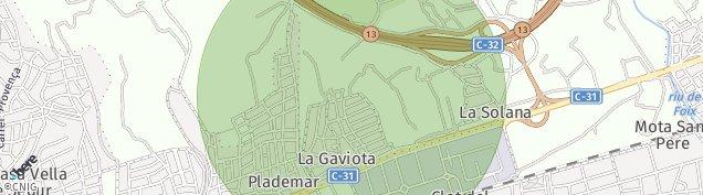 Mapa Diagonal
