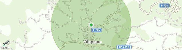 Mapa Vilaplana