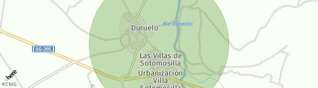 Mapa Duruelo