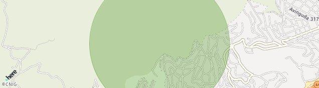 Mapa Les Botigues de Sitges